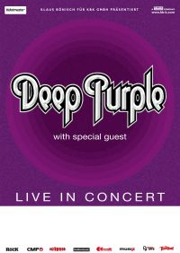 deeppurple tourplakat